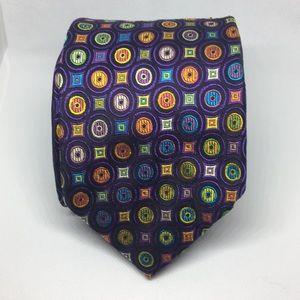 Berend DeWitt Silk Pattern Tie